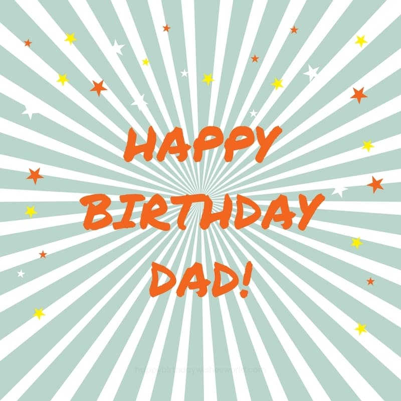 200 Ways to Say Happy Birthday Dad - Funny and heartwarming wishes