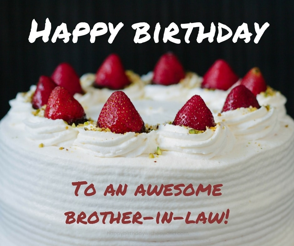 100 Happy Birthday Brother-in-Law Wishes - Find the perfect