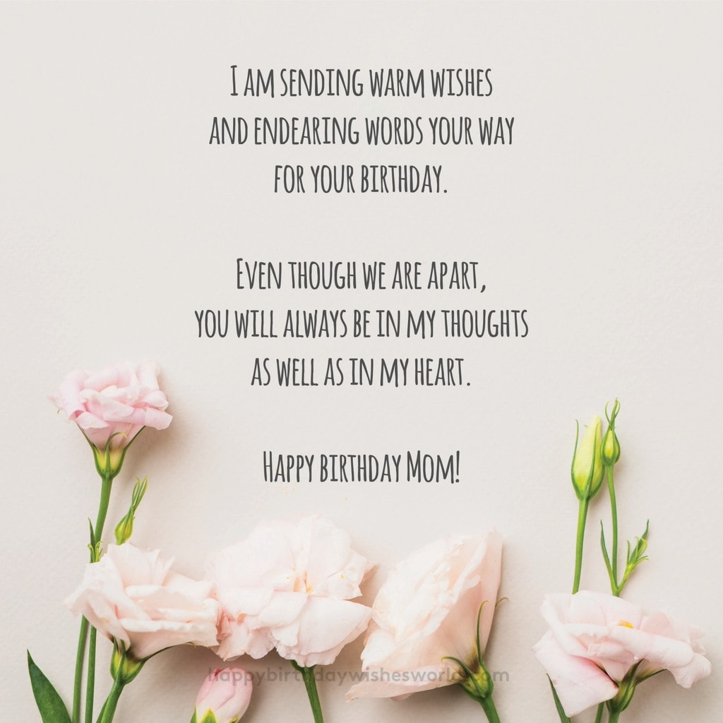 Happy Birthday Mom Quotes From Son In Hindi: Find The Perfect Image To Say